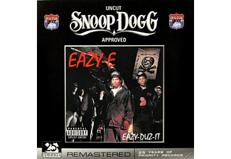 Eazy - Eazy Duz It - (CD)