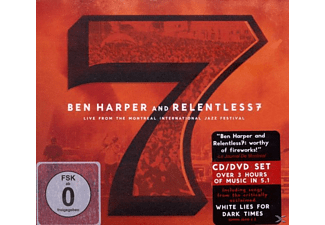 Relentless 7, Ben Harper & Relentless7 - Live From The Montreal Jazz Festival - (CD + DVD Video)