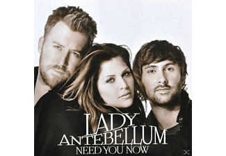 Lady Antebellum - Lady Antebellum - Need You Now - (CD)
