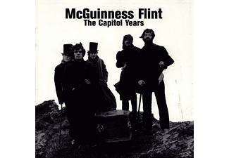 Mcguinness Flint - The Capitol Years - (CD)