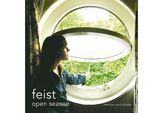 Feist - Open Season (Let It Die-Remix Album) - (CD)