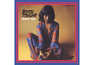 Jimmy Mcgriff - Electric Funk - (CD)
