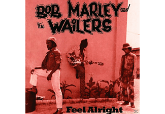 Bob Marley, Bob Marley & The Wailers - Feel Alright - (CD)