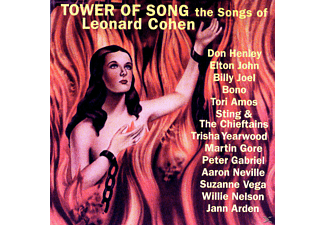 Leonard Cohen TOWER OF SONG-SONGS OF Rock/Pop CD