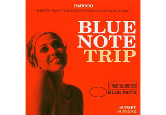 VARIOUS - Blue Note Trip-Vol.2-Sunset Sunrise - (CD)