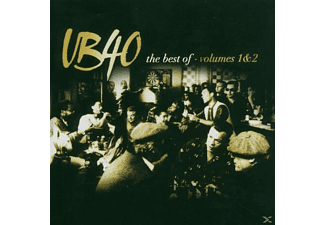 UB40 - The Best of UB40 - Volumes 1 & 2 (CD)
