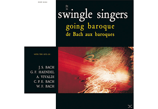 Swingle Singers - Going Baroque - (CD)