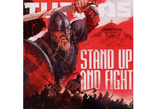 Turisas - Stand Up And Fight - (CD)