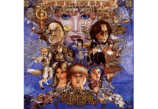 And You Will Know Us By The Trail Of Dead - Tao Of The Dead [CD]