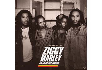 Ziggy Marley - Best Of [CD]