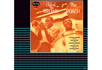 Clifford Brown, Brown, Clifford / Roach, Max - Clifford Brown/Max Roach (Vme) - (CD)
