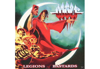 Wolf - Legions Of Bastards - (CD)