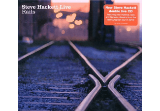 Steve Hackett - Live Rails - (CD)
