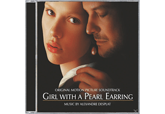 The Original Soundtrack, Alexandre (composer) Ost/desplat - Girl With A Pearl Earring [CD]