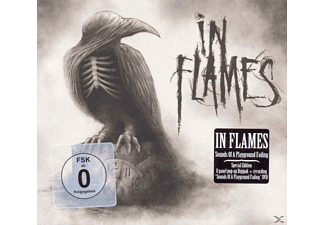 In Flames - Sounds Of A Playground Fading - (CD + DVD Video)