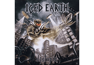 Iced Earth - Dystopia - (CD)