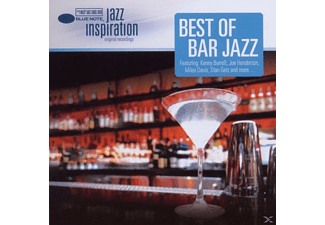 VARIOUS - Jazz Inspiration:Best Bar Jazz [CD]
