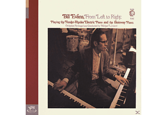 Bill Evans - From Left To Right [CD]