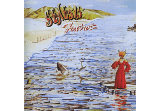 Genesis - Foxtrott-Remastered - (CD)