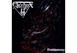Asphyx - Deathhammer (Standard Version) [CD]