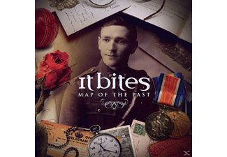 It Bites - Map Of The Past - (CD)