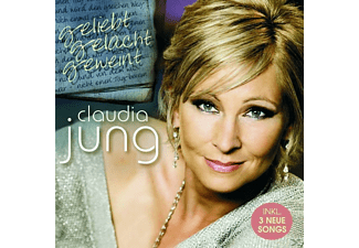 Claudia Jung - GELIEBT GELACHT GEWEINT - BEST OF [CD]