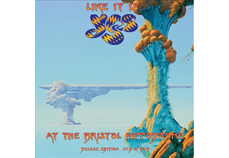 Yes - Like It is - Yes At The Bristol Hippodrome (Blu-ray)