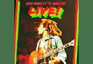 Bob Marley;Bob Marley & The Wailers - Live! | CD
