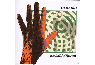 Genesis - Invisible Touch-Remaster - (CD)
