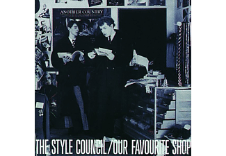 The Style Council - Our Favourite Shop - (CD)