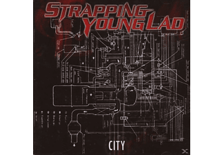 Strapping Young Lad - City - (CD)