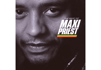 Maxi Priest - THE BEST OF - (CD)