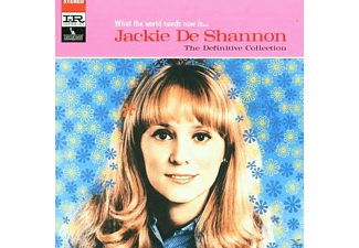 Jackie DeShannon - What The World Needs Now - (CD)