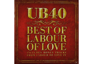 UB40 - Best Of Labour Of Love (Stan.) - (CD)