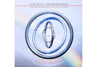 Devin Band Townsend - Accelerated Evolution - (CD)