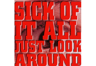 Sick Of It All - Just Look Around [CD]