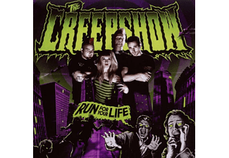 The Creepshow - Run For Your Life (2010 Re-Issue) [CD]