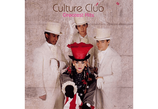 Culture Club - GREATEST HITS [CD]