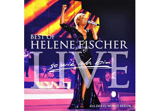 Helene Fischer - Best Of Live - So wie ich bin [CD EXTRA/Enhanced]
