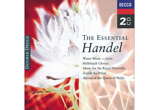 VARIOUS - Essential Handel [CD]