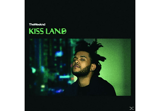 The Weeknd - Kiss Land - (Vinyl)