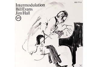 Bill Evans, Evans, Bill / Hall, Jim - Intermodulation [CD]