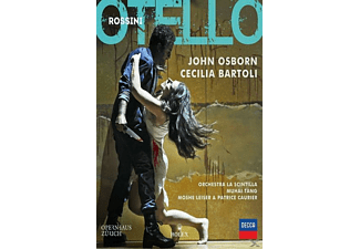 VARIOUS - Rossini: Otello - (Blu-ray)