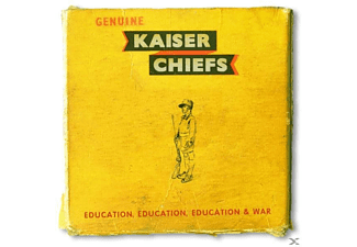 Kaiser Chiefs - Education, Education, Education & War [CD]