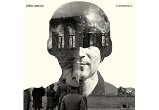 John Wesley - Disconnect [CD]