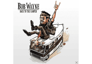 Bob Wayne - Back To The Camper (Vinyl+Cd) [Vinyl]