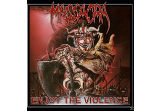 Massacra - Enjoy The Violence (Re-Issue+Bonus) - (CD)