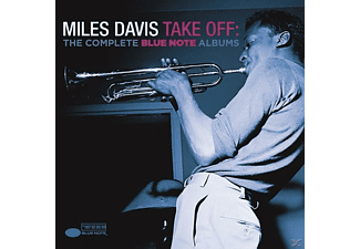 Miles Davis - Take Off: The Complete Blue Note Albums [CD]