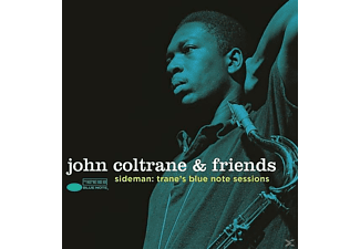 VARIOUS - Sideman: Trane's Blue Note Sessions - (CD)