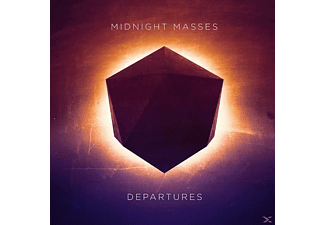 Midnight Masses - Departures (Special Edt.Digi) - (CD)